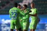 Liga Jerman - Wolfsburg naik ke posisi keempat usai atasi Stuttgart