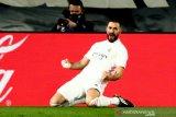 Karim Benzema berada di level yang berbeda