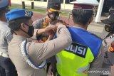 Polisi Inhu larang warga berkerumun saat pergantian tahun