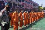 Polresta Cirebon menangkap 28 tersangka kasus narkotika