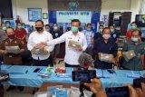 Jelang akhir tahun, BNNP NTB gagalkan peredaran empat kilogram ganja di Kota Bima