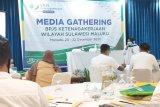 BPJAMSOSTEK : 109.743 peserta se-Sulawesi dan Maluku tak lolos terima BSU