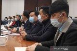 Tokoh Uighu dan  lulusan kamp Xinjiang berikan testimoni kepada  media asing di Beijing