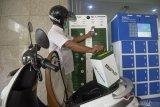 Kementerian ESDM meluncurkan program  konversi motor BBM ke listrik