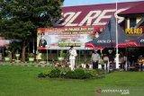 Wali Kota Baubau pimpin apel gelar pasukan Operasi Lilin 2020