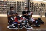 Produsen sepatu di Klaten sukses meski pandemi COVID