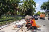 Jalan dari Bandara NYIA ke Borobudur dilebarkan