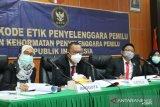 DKPP sidangkan KPU Barru terkait dugaan pelanggaran kode etik