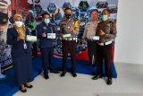 Bank Mandiri bantu 1000 masker  dukung Operasi Lilin Tinombala Sulteng