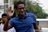 Sandiaga Uno Jabat Menteri Pariwisata dan Ekonomi Kreatif