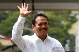 Presiden Jokowi berpesan agar regulasi ekspor benih lobster dievaluasi