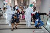 Pemberlakuan Persyaratan Tes Cepat Antigen Di Bandara Soekarno Hatta