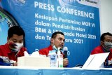 Hadapi Nataru, Pertamina tambah stok LPG hingga pertalite di Kalteng