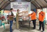 BNPB Salurkan Bantuan Rapid Test Antigen ke Kaltara