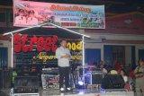 Terapkan protokol COVID-19, pusat kuliner street food Dharmasraya dibuka kembali