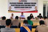 Bawaslu Kabupaten Barru tangani 130 pelanggaran selama Pilkada