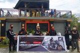Anper Palu gelar Honda ADV150 Urban ExploRide