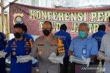 Polisi gerebek gudang benih lobster senilai Rp13 miliar