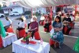Ibadah Natal Pemkab Sitaro dilaksanakan secara sederhana