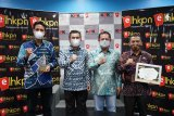 Pemkot Makassar raih penghargaan antikorupsi dari KPK