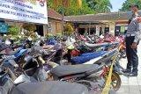Polresta Mataram menyita 90 kendaraan balap liar