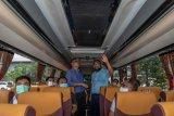 PO SAN luncurkan 8 bus premium besutan Scania
