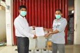 Pandemi COVID-19 belum usai, PT IMIP kembali salurkan ribuan liter disinfektan