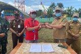 Bupati Sukamara apresiasi Telkomsel buka jaringan di Desa Laman Baru