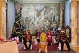 KBRI Roma gelar perayaan ibadah Natal secara hibrida dengan tema persatuan
