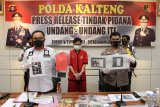 Polisi tangkap simpatisan FPI  karena ujaran kebencian di medsos