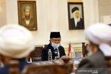 Jusuf Kalla ajak MUI terlibat dalam perdamaian Afghanistan