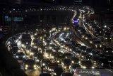 Jasa Marga catat 174.678 kendaraan tinggalkan Jakarta