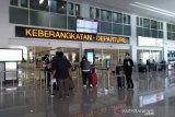 H-2 Natal jumlah penumpang di Bandara Adi Soemarmo Solo masih normal
