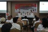 Konsolidasi, Gerindra Sultra perkuat pengurus di tingkat bawah