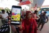 Pertamina MOR II dorong transaksi online gunakan MyPertamina