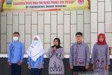 Dekranasda Solok Selatan luncurkan motif seragam sekolah, Ketua DPRD ajak dukung UMKM
