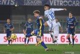 Inter Milan mengalahkan Verona 2-1