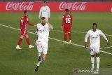 Gol Benzema lengkapi kemenangan Madrid atas Granada
