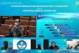 UNP raih juara III kategori pengelolaan media sosial pada Anugerah Humas Dikti 2020