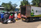 BPBD Jepara gandeng  PT Wastec International kelola sampah APD COVID-19
