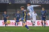 Inter rebut pucuk klasemen usai tekuk Verona 2-1