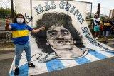 Otopsi pastikan legenda Argentina Maradona bersih jelang meninggal