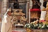 Paus Fransiskus memohon Myanmar akhiri pertumpahan darah