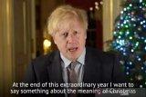 PM Johnson sebut masa sulit akan datang karena varian baru COVID-19