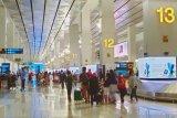Jumlah penumpang di Bandara Angkasa Pura II sepekan terakhir capai 735.186 orang