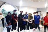 HMI Kedokteran Unhas buka layanan kesehatan untuk korban banjir Makassar