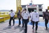 ASDP luncurkan pelayaran kapal feri rute Ketapang-Lembar