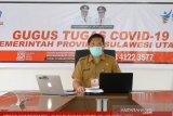 Angka kesembuhan pasien COVID-19 di Sulut mencapai 71,54 persen
