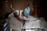 Jumlah pasien COVID Prancis yang dirawat di ICU capai 3.407 orang