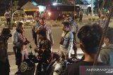 Polresta Padang kandangkan belasan sepeda motor saat antisipasi balap liar